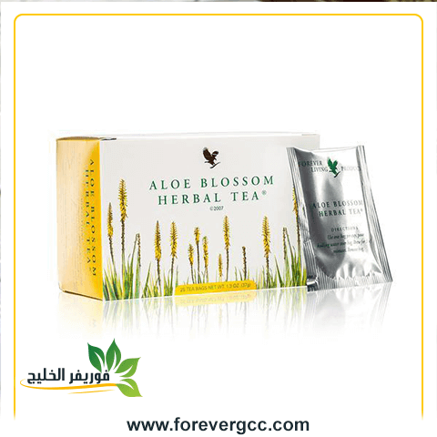 Aloe Bloosm Herbal Tea